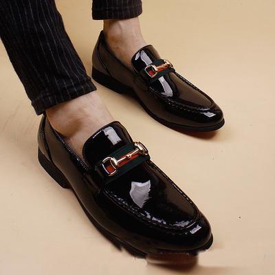 imágenes detalladas calidad estable seleccione para oficial Compre Moda Para Hombre Vestido De Oficina Dhoes Cuero Genuino Transpirable  Diseñador Italiano Hombres Zapatos De Trabajo Pisos Traje Para Fiesta ...