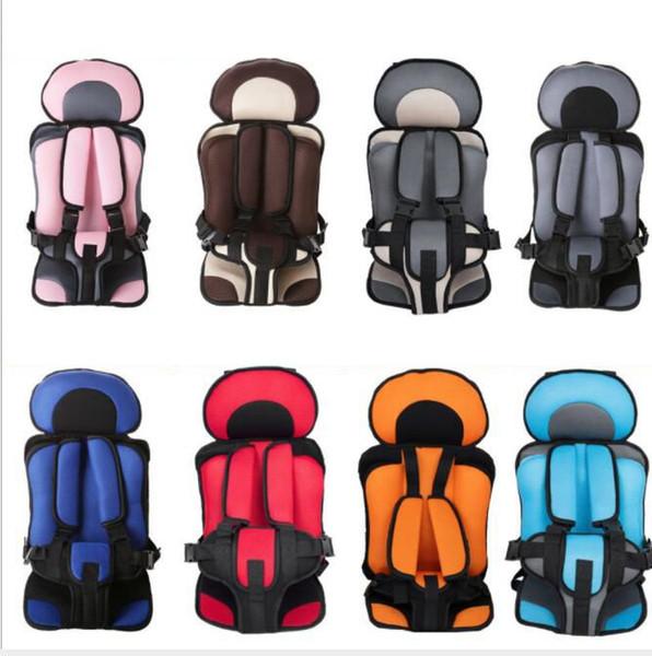 Asiento de seguridad para niños Asiento infantil de seguridad para bebés Asiento de seguridad portátil para niños 9 meses-6 años Asiento de seguridad para bebés KKA5589