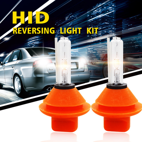 SKYJOYCE 1 Set 30W T10 T15 T20 HID backup lamp for auto hidxenon ballast + hid xenon bulbs HID reverse kit