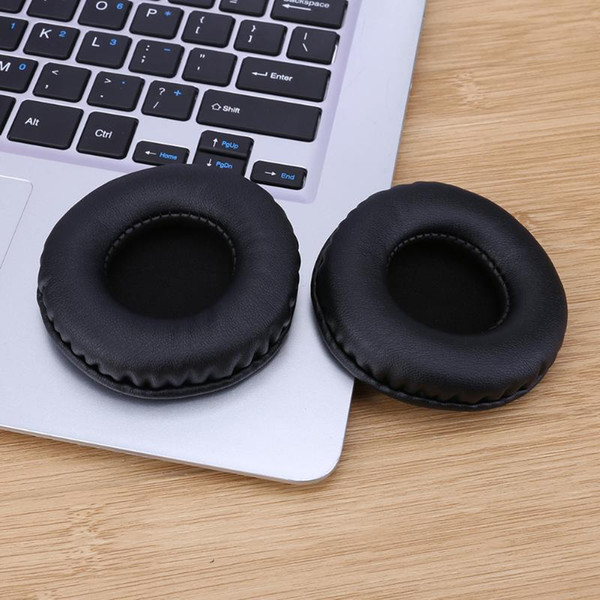 1Pair Protein Leather Replacement Ear Pads For SOL Republic V8 V10 Tracks On-Ear Headphones Hand Crafted Ear Cushion