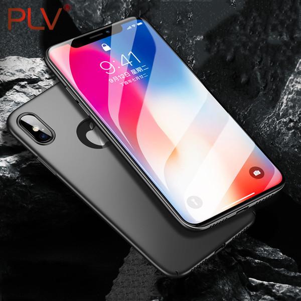 Magic_Jobs Phone Cases für iPhone X 8 8 Plus 5 5 s SE Fall Luxus Matte weichen ultradünnen zurück vollen Fall für iPhone 6 6 s 7 plus Fall Abdeckung