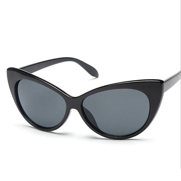 gran descuento 57ade c2800 Compre Gafas De Sol De Mujer Cat Eye Para Mujer Retro Vintage De Los Años  80 De Moda A $0.93 Del Creativebar | DHgate.Com