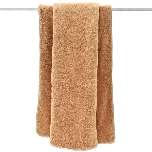 Super Soft Pet Towel Coral Fleece Blanket For Puppy Cat Bath Towel M/L Size Pet Supplies High Quality People Use it Warm