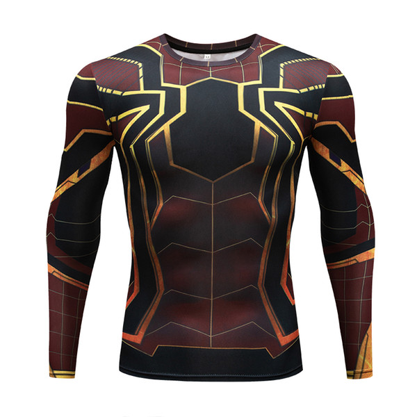 Novelty gyms men's t-shirt 2018 Summer work out fitness slim stretch t-shirt High quality fashion casual men fitness tops S-4XL