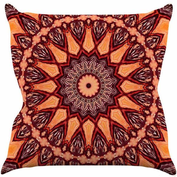 Geometric Cushion Bohemian Style Ethnic Decor Cotton Linen Cushion Sofa Car Bedroom Home Decorative Throw Pillowcase