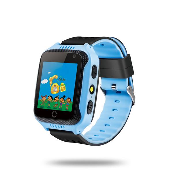 Heißer Verkauf M05 Smart Watch für Kinder Kinder GPS Watch für Apple für Android Phone Smart Baby Watch Elektronik Zwei Farben erhältlich dhl