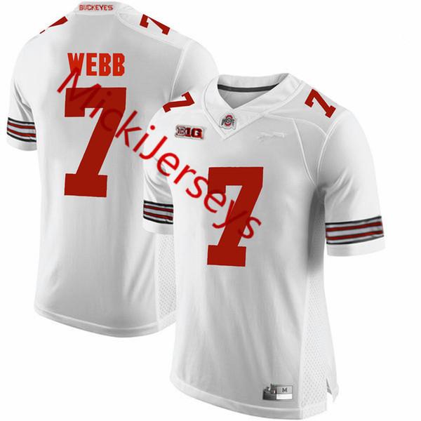 best loved 15c70 8e171 2019 Custom NCAA Ohio State Buckeyes Football Jersey Jerome Baker Jamarco  Jones Tyquan Lewis Sam Hubbard Billy Price Ohio State Buckeyes Jersey From  ...