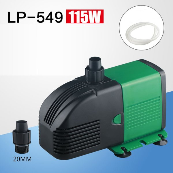 115W Submersible Mini Water Pump 220V for Fish Tank Pump for Aquarium Free Shipping