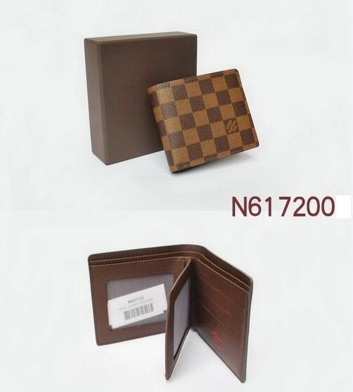 Louis Vuitton 2019 nouvelle édition coréenne petit portefeuille en cuir bref bref portefeuille multifonctionnel en cuir de vachette carte portefeuille portefeuille zéro