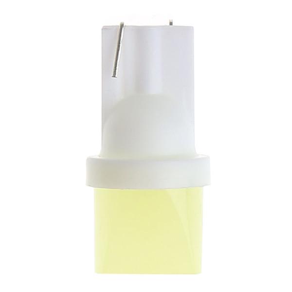 T10 3d LED W5W Blanc LED Lumières Indicateur de direction côté voiture Lumière de plaque d'immatriculation Porte Carte Festoon Dôme Ampoule DC 12