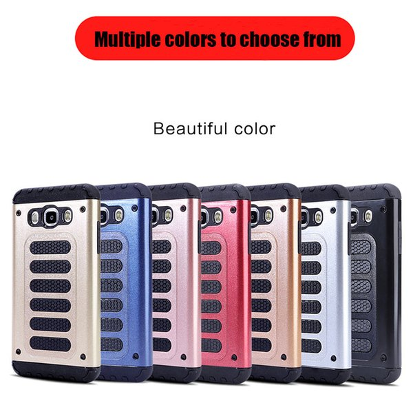 For Iphone 7 Plus Case 6 6S Iphone x Luxury Samsung Galaxy s8 Case TPU+PC Cell Phone Protective Covers Factory Direct Sales