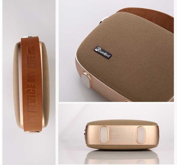 Bluetooth Speaker New Design 2.1 MP3 Player &Speaker Support Computer/mp3 It Is Convenient For Your Life Fast DHL Shipping