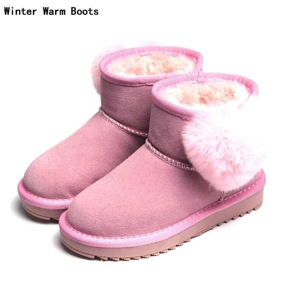 Botas Mulheres Botas de Neve Botas de Tornozelo Chaussure Feminino de Lã Em Forma de Coração Com Velvet Inverno Sapato Quente Mulher Botas Calçado # 49