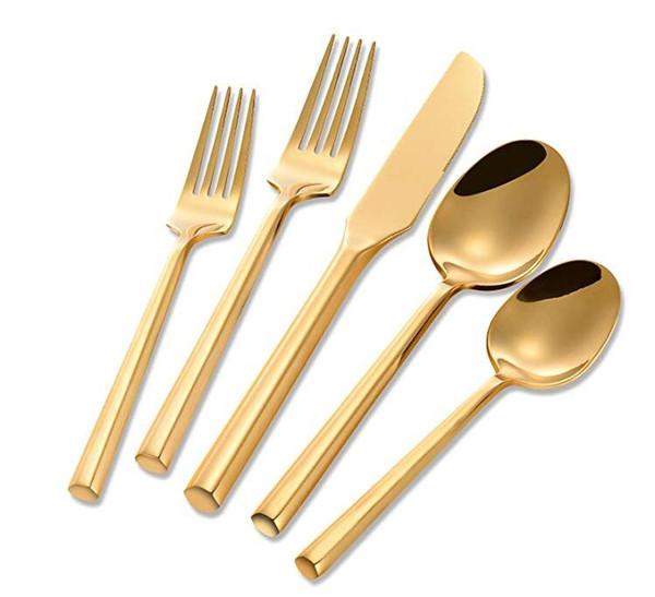 Juego de mezcla de oro de 5 piezas