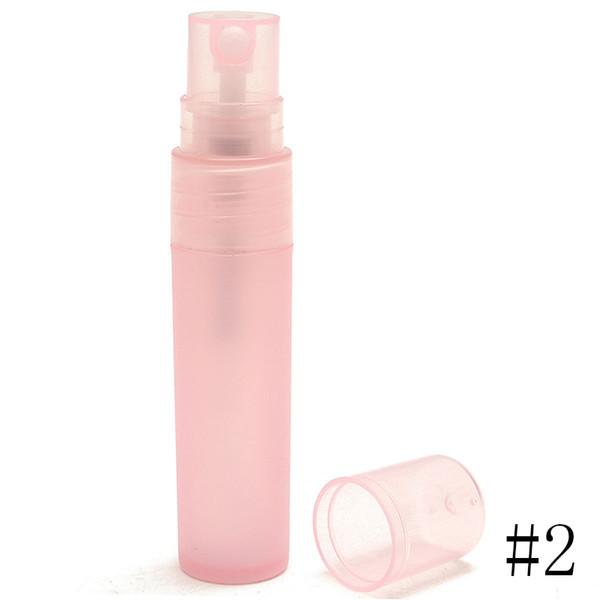 10pcs Travel Portable Perfume Bottle Spray Bottles Empty Cosmetic Containers 5ml/10ml Perfume Empty Atomizer Plastic Pen M02964