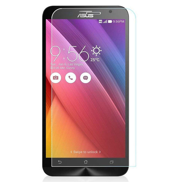 For Asus Zenfone 4.5 Tempered Glass Screen Protectors Bubble-Free HD-Clear Anti-Scratch Anti-Glare Anti-Fingerprint Film For Asus ZC450TG