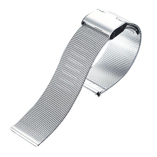 Toptan-2017 Moda Paslanmaz Çelik Kol Saati Band Mesh Şekil İzle Kemer Ortak Kullanımda 14mm 16mm 18mm 20mm 22mm Izle Aksesuarları