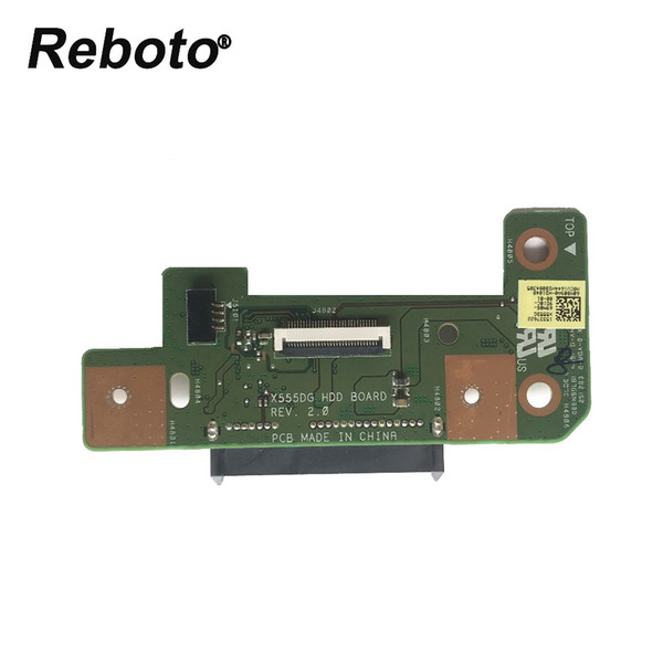 Reboto original For Asus X555DG Series HDD Board Hard disk drive board X555DG REV:2.0 60NB09A0-HD1040 100% Tested Fast Ship