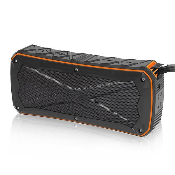 Waterproof Wireless Bluetooth Speaker Mini Outdoor Portable Subwoofers 4500mAh Battery IP66 Support TF Card USB Handsfree