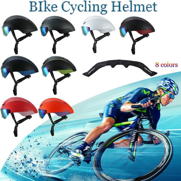 CAIRBULL AERO-R1 Road Mountain MTB Neumáticos Cascos Ciclismo Cap Ciclismo Casco Magnético Gafas Bicicleta Casco de la bicicleta