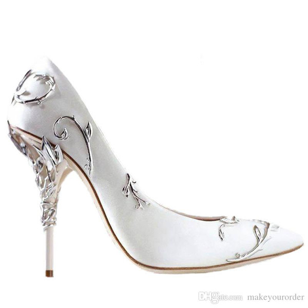 size 33-42pink color women party fashion pointed toe buckle platform pumps Luxury Slingback Ladies Sexy High Heels wedding shoes