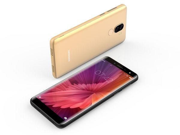 "Doogee X60L Quadcore 2GB RAM 16GB ROM MT6580M Android 7.0 4G Dual sim Fingerprint 5.5"" Cell phone [Wholesale]"