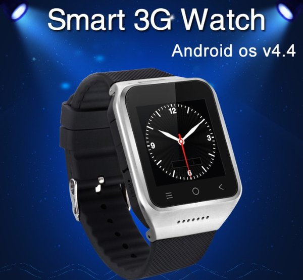 Wrist 3G watch Android Smart watch S8 support TD Screen 5M HD Camera TF 32G speaker SIM MAP GPS receive call music smartwatch S8