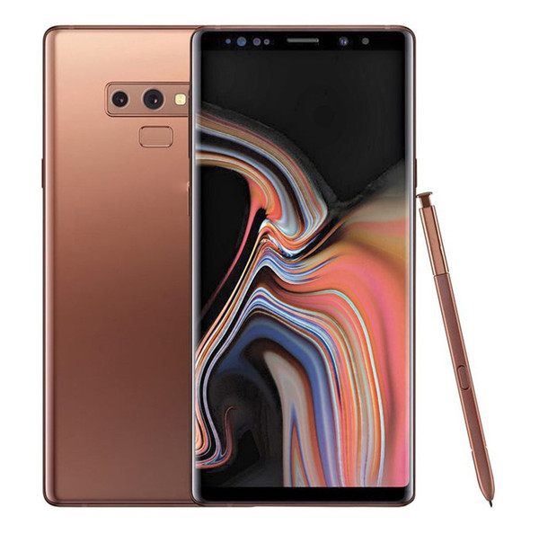 best selling Goophone note9 Note 9 smartphones with Pen 6.2inch Android 8.0 dual sim shown 128G ROM 4G LTE cell phones