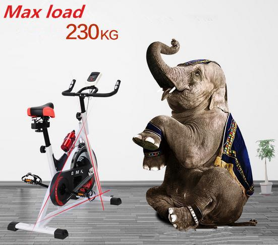 Christmas present gifts Good Quality hot sale Fitness Spinning bike gym equipment commercial wheel bike exercise