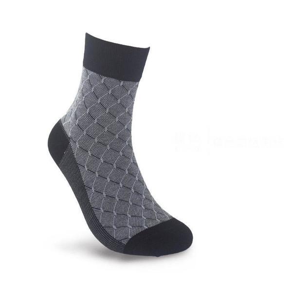 10pcs =5 pairs /lot bamboo fiber man's fashion casual socks health comfortable men's men sox high qualtiy business socks wholesale