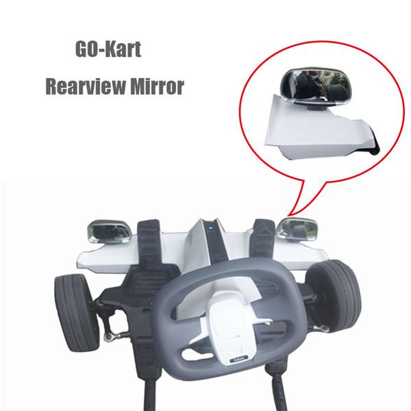 2018 Nuovo prodotto Ninebot Kart Specchietto retrovisore Specchietto retrovisore Kart riflettore Kart Accessori Xiaomi Scooter Part