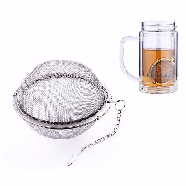 Passoire à thé en acier inoxydable Filtre Herbal Tea Leaf Tea non-toxique Y