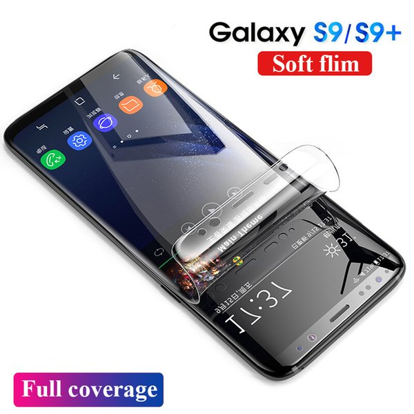NEOTYPO 3D Full Cover Screen Protector Front+Back For Galaxy S9 S8 Plus Note8 S6 S7Edge Soft PET Film Not Tempered Glass