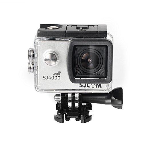16GB TF Card+ Original SJCAM@ HD 1080p 2'' Screen SJ4000 WIFI 30M Waterproof Diving Sports Action Video Camera Audio Recorder DV