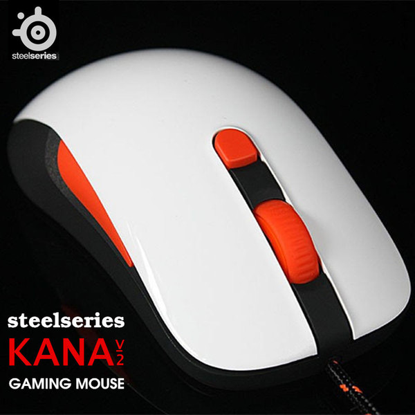 Оригинал SteelSeries Kana V2 мышь оптическая игровая мышь мыши гонки основной профессиональный оптическая игра