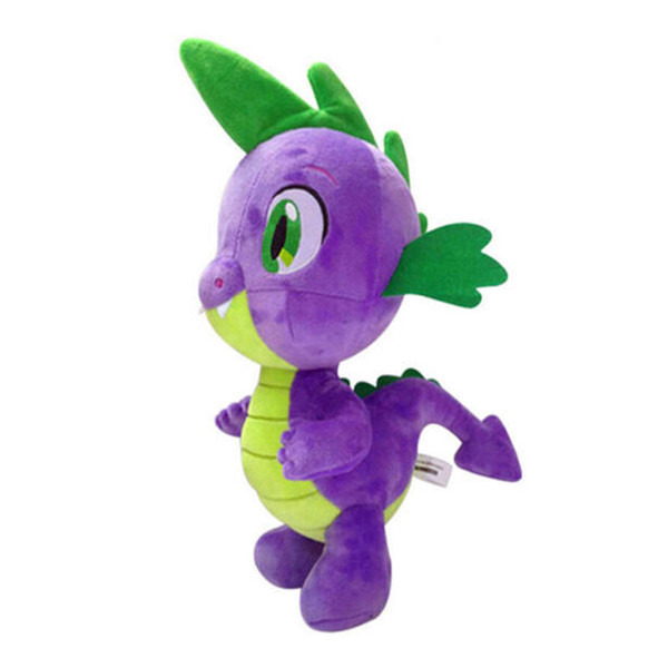 My Pet Little Doll New Cotton Plush Toy Action Figures Friendship Is Magic Spike