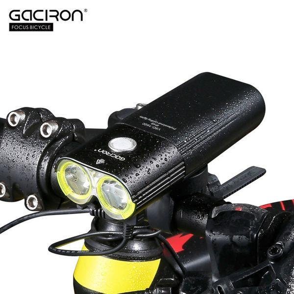 1600 lumens super bright bike led luzes usb recarregável ipx6 luz à prova d 'água ciclismo bicicleta frente lanterna interruptor remoto