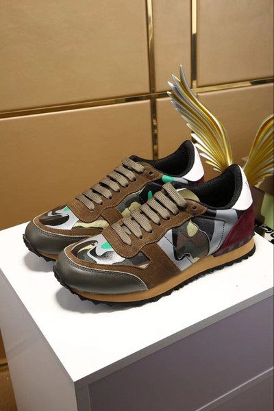 Race Runner Spring Fall New Hot Sales arena Arena Sneakers Fashion Sexy Top Quality Men Flats Designer women Shoes Lace up Shoes hy18032303