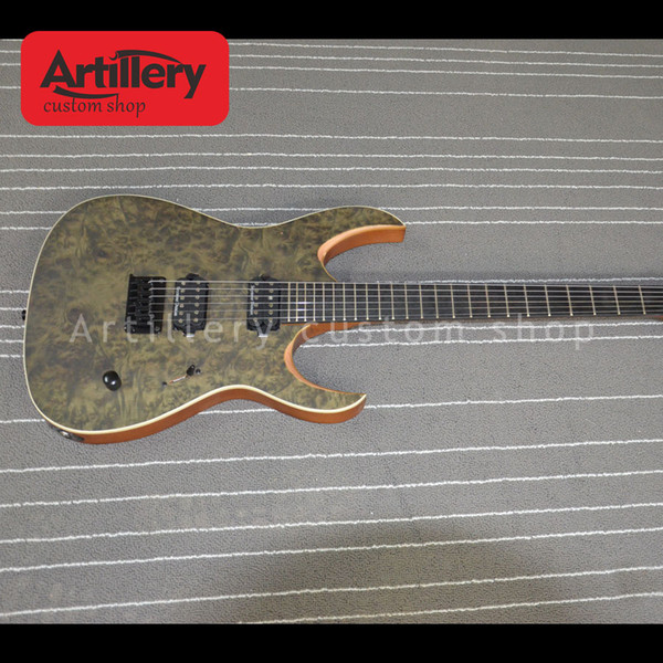 Free shipping factory custom mayones electric guitar DUVELL with mahogany body ebony fingerboard musical instrument shop