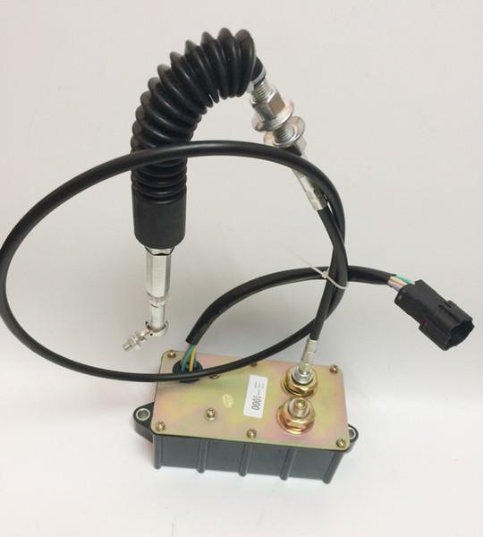 ¡Envío gratis rápido! AC2000 / AC1000 Conjunto de motor paso a paso 001135 para excavadora Sany, piezas de excavadora, conjunto de motor del acelerador del excavador