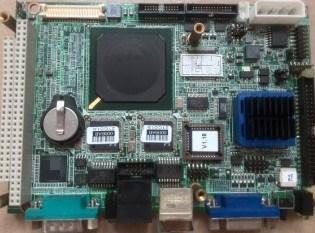 PCM-9375 REV A1 A2 3.5 polegadas, placa-mãe de controle industrial