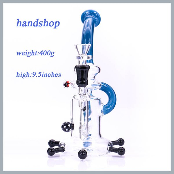 New Glass bong special designed dab rigs high quality oil rigs with bowl or quartz banger small bongs
