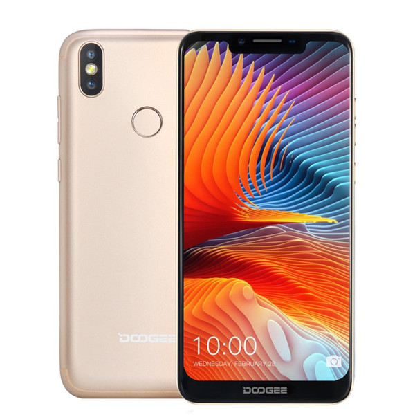 Original LEAGOO M9 Pro 4G Mobile Phone Android 8.1 2GB+16GB Quad Core Smartphone Dual Back Cameras 5.72 inch 1440*720 Cell Phone
