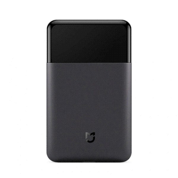 Xiaomi Mijia Electric Razor Mini Portable Sh-aver Japan Steel Cutter Head Metal Body USB Type-C Big Battery Face Shaving