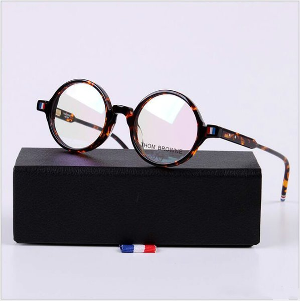 Wholesale-NEW style high quality glasses tb406 sunglasses frames men and women TB 406 eyeglasses frame with original box free shipping