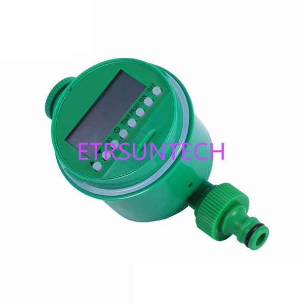 New Electronic LCD Water Timer Automatic Garden Irrigation Program Sprinkler Control Timer - Irrigation Timer Free Shipping QW7916