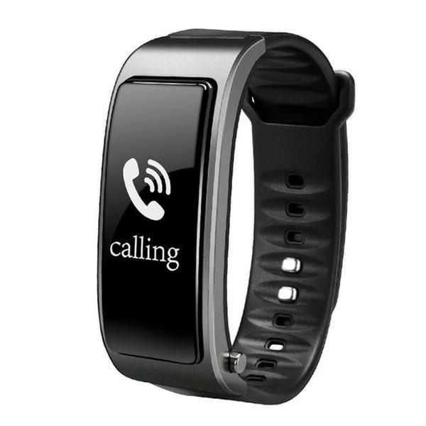 Für iphone samsung smartphones y3 smart watch armband 2 in 1 bluetooth kopfhörer headset pulsmesser