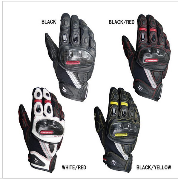 Free shipping 2015 New KOMINE GK-160 motorcycle racing gloves motorbike riding glove of leather/carbon fiber DROP touch Phone