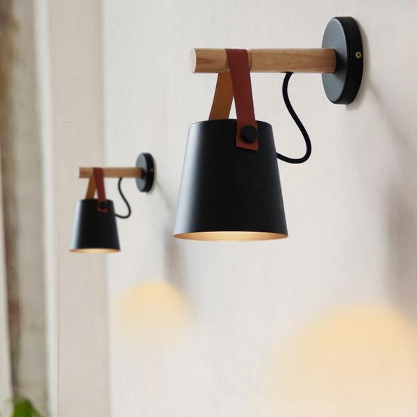 Luminaires64 Chevet Lumière Moderne En Acheter Nordic Pour Du Applique 37 Caraa De Wood Fer Appliques Murales Chambre Murale 5RjL3A4