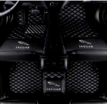 top popular Details about For Jaguar-E-Pace F-Pace F-Type XE XF XJ XK -Scar floor mat 2019